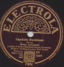 Anny Schlemm singt Mozart : Laudate Dominum + Ave Verum