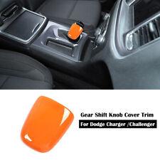 American Shifter 40149 Orange Metal Flake Shift Knob with 16mm x 1.5 Insert Orange Skull Face