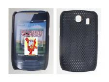 Cover Posteriore Grid (NERO) ~ Samsung GT S3850 Corby 2