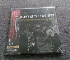 Eric Dolphy At the Five Spot 1 JAPAN MINI LP CD SEALED