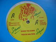 "TREVOR WALTERS-SHAKE YOU DOWN. 12"" VINYL SINGLE. REGGAE, SKA, ROOTS"
