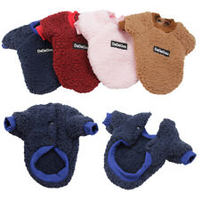 Chihuahua 2020 Puppy Sweater Coat Clothes For Pet Dog Cat Warm Clothing Apparel