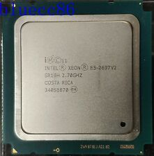 Intel Xeon E5-2697 V2 2.7GHz 12 Core 30M LGA2011 130W SR19H CPU Processor