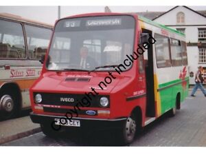 BUS PHOTO: CROSVILLE WALES IVECO MRF259 F259CEY
