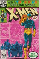 *** MARVEL COMICS UNCANNY X-MEN #138 CYCLOPS LEAVES VF ***