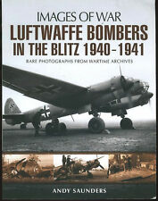 IMAGES OF WAR LUFTWAFFE BOMBERS IN THE BLITZ 1940-1941 WW2 GERMANY UK RAF Ju88 H