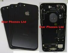 "iphone 7 4.7"" Matt Black New Replacement Housing With Genuine Parts. AAA Quality"