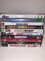 10 DVD LOT - Comedy Assorted Movies Couples Retreat Stuck on You Richard Pryor