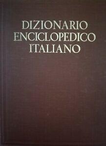 Dizionario enciclopedico treccani 1970 13 Volumi