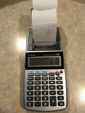 Canon P1-Dh V Printing Calculator
