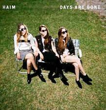 HAIM days are gone: CD album 3750814 indie rock polydor 2013
