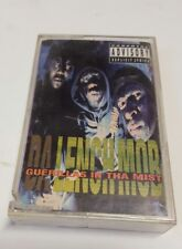Da Lench Mob Guerillas In Tha Mist Cassette Tape Rap OG Hiphop 1992 Ice Cube OOP