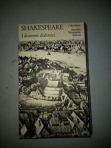 Shakespeare William - I drammi classici - Mondadori, 1982, I Meridiani  vol3