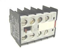 Contatto ausiliario Siemens  3TX4440-2A,  4 contatti NO