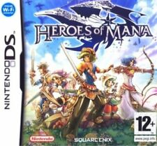 Nintendo DS: Heroes Of Mana - fully english version