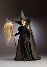 R John Wright - MGM Picture The Wizard Of Oz Hamilton - Wicked Witch Cloth Doll