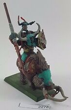 Games Workshop Warhammer Age Of Sigmar Orc Warboss On Boar 2278