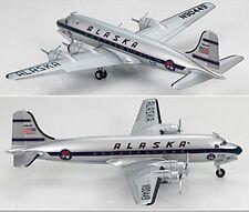 Alaska Airlines Douglas DC-4 N 90449 1/200 diecast Hobby Master FREE SHIPPING