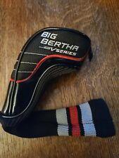 Callaway Big Bertha V Series Fairway Head Cover used