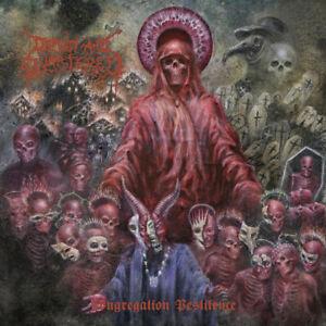 DRAWN AND QUARTERED - Congregation Pestilence CD, NEU