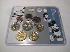 Frankrijk  BU set 2016 Monnaie de Paris (Mickey Mouse ) (202)