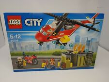 Brand New Sealed LEGO 60108 - City Fire Response Unit - Includes 3 Minifigures