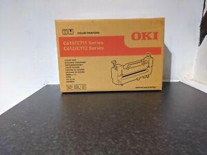 OKI Genuine 44289103 Fuser Unit C610 C711 C612 C712 Series Sealed VAT Included