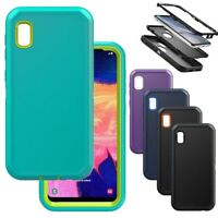 For Motorola Moto E6 E5 Plus G7 Power Hard Case Shockproof Hybrid Slim TPU Cover