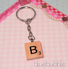 Square Letters, Numbers & Symbols Collectable Keyrings