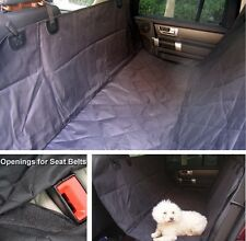 Car SUV Rear Seat Anti Dirty Protector Cover Pet Dog Safe Travel Hammock Cushion