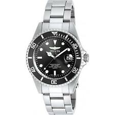 Invicta Stainless Steel Case 200 m Water Resistance Wristwatches