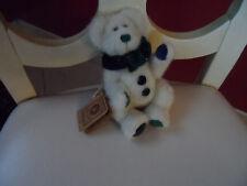 "light tan Boyds bear Clown named Gadget 7"" from 2001  Circus Extravaganza"