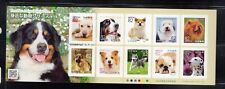 Japan stamps 2017 Oct.11, Familiar  Animal Series No.4 - dogs  sheet, mint, NH