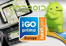 IGO Primo Android Nextgen Navigation Software Q1-Jan.-März. 2019 Micro SD 16.GB