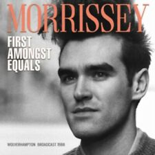Morrissey - First Amongst Equals NEW CD