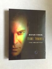 New Sealed Star Trek Time Travel Fan Collective DVD Set