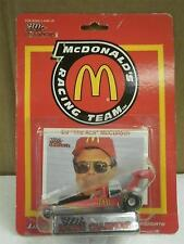 RACING CHAMPIONS- ED MCCULLOCH- MCDONALDS RACING- 1/64TH SCALE DIECAST- NEW- TC3