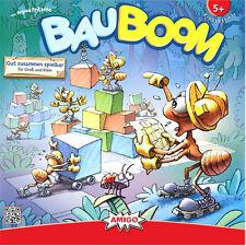 Bauboom - Amigo 01613 Bauspiel Kinderspiel vom Fachhändler NEU & OVP