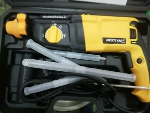 NEW 950W  2-26  3-Mode ROTARY HAMMER Drill The Lever SDS Plus Heavy-Duty