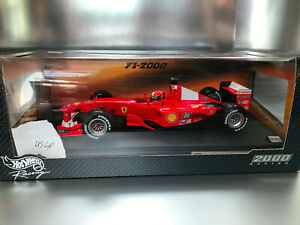 1/18 Mattel 2000 Ferrari F2000 M. Schumacher World Champion Custom USGP