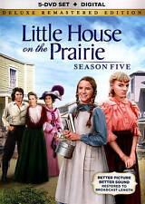 Little House on the Prairie - Season 5 (DVD, 2015, 5-Disc Set)