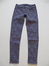 Levi's® Skinny Legging Jeans Hose W 26, wie NEU ! Denim extreme: bunt ! Jeggings
