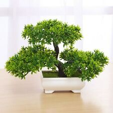 Artificial Plant Potted Bonsai Fake Plant Trees for Home