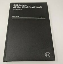 IHS Jane's All the World's Aircraft in Service 2015-2016 - MINT CONDITION