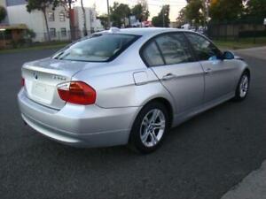 BMW 3 SERIES TAN LEATHER FRONT & REAR SEATS E90, SEDAN, 03/05-01/12