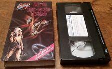 Blake's 7 Volume 03 VHS The Web/Seek Locate Destroy 3 RARE OOP Sci-Fi 2 Episodes
