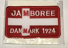 1924 World Jamboree reproduction patch Mint tt6