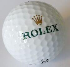 (3-Ball Geschenk Pack) (ROLEX Gold Hand Logo) Titleist Pro V1x mint AAAAA Golfbälle