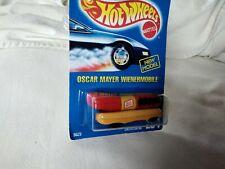 hot wheels oscar mayer wienermobile 1991