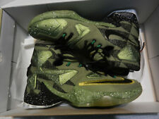 Nike Lebron XIII AS Men's Green Basketball Shoes 835659-309 US Size 8
